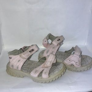 Water sandals in good condition